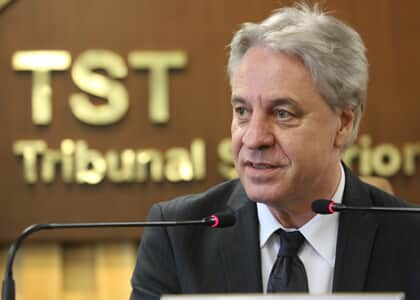 Barros Levenhagen é eleito presidente do TST