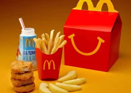 Anulada multa de R$ 3 mi aplicada ao McDonald's por publicidade infantil abusiva