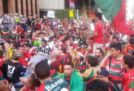 Centenas de torcedores podem entrar na Justiça contra rebaixamento da Portuguesa