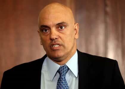 Alexandre de Moraes é indicado para STF