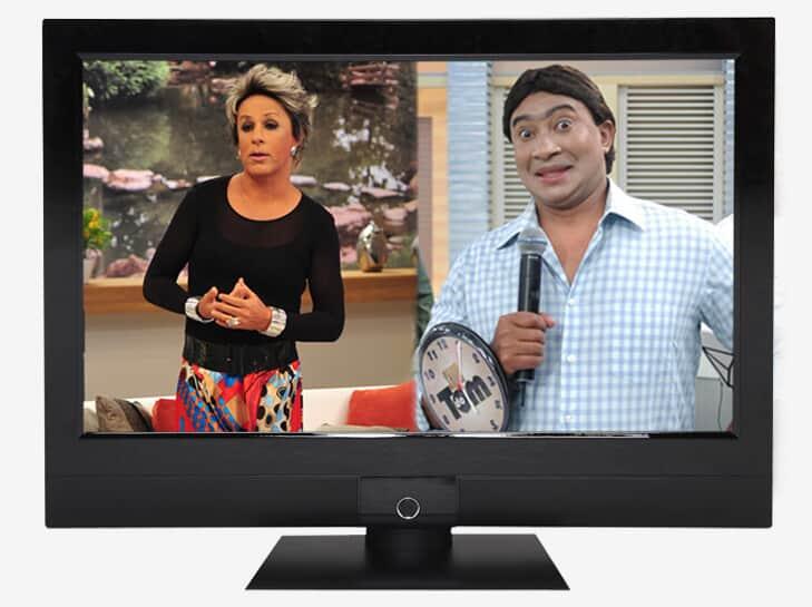 Justiça do RJ diz que paródia é um costume do entretenimento e nega ação movida pela Globo contra a Record