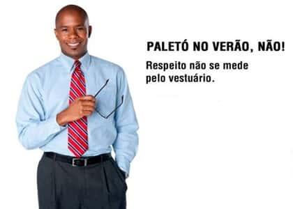 Por causa do calor, OAB/RJ dispensa advogados do uso de paletó e gravata
