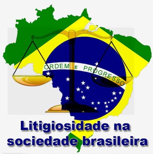 Litigiosidade na sociedade brasileira