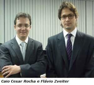 Flávio Zveiter e Caio Rocha são novos presidente e vice do STJD