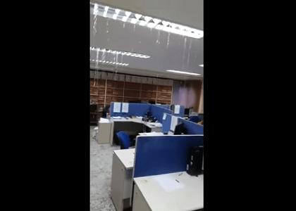 Chuva alaga 18ª vara da JF de Brasília/DF