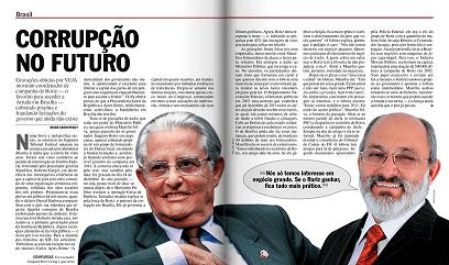 Revista Veja não terá de publicar direito de resposta de Joaquim Roriz