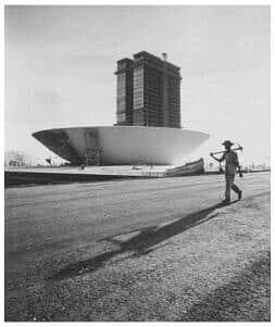 O nascimento de Brasília