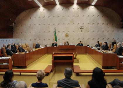 STF julga constitucional protesto de certidão de dívida ativa