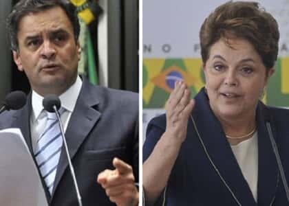TSE determina retirada de propaganda em favor de Aécio e contra Dilma na internet