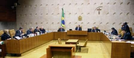 STF conclui julgamento dos réus ligados ao PP, PL, PTB e PMDB