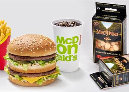 STJ nega pedido do McDonald's para cancelar registro da marca Mac D'Oro