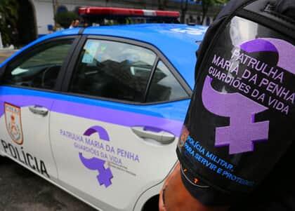 """No combate à violência contra a mulher, Rio de Janeiro inicia """"Patrulha Maria da Penha"""""""