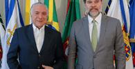 Toffoli assume a presidência da República
