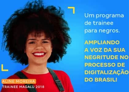 """MPT/SP nega investigar Magalu por trainee exclusivo para negros: """"ação afirmativa louvável"""""""