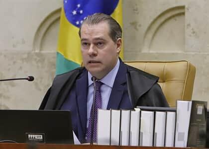 Toffoli mantém restrição a operações policiais em comunidades do RJ durante pandemia