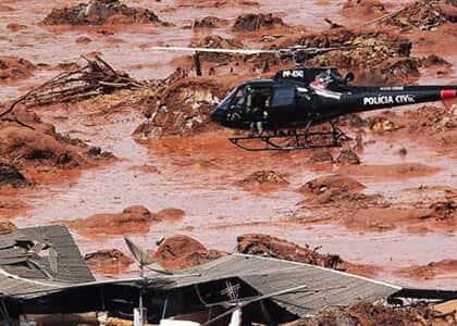 TRF-1 tranca ação por homicídio contra executivos pela tragédia em Mariana