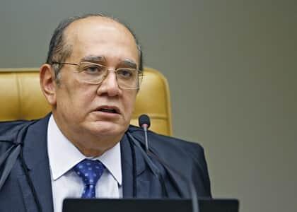 Ministro Gilmar suspende prisão temporária de presos na operação Dardanários