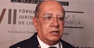 Vazamento de informações sigilosas precisa ser tratado com a devida seriedade, diz Gilmar Mendes
