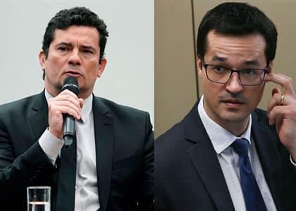 Moro e Dallagnol marcaram reunião com a PF para discutir fases da Lava Jato, apontam diálogos