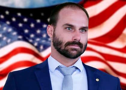 MPF/DF e partido buscam impedir nomeação de Eduardo Bolsonaro para embaixada nos EUA