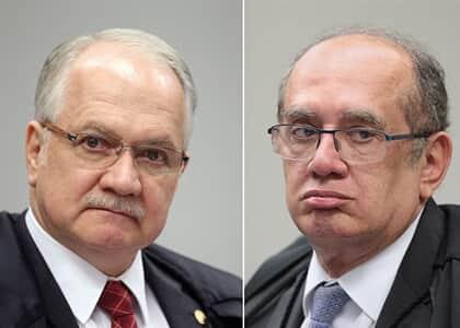 Fachin e Gilmar divergem sobre prazo para parlamentar cassado voltar a exercer cargo eletivo