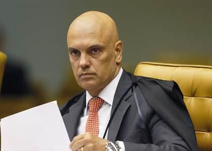 Alexandre de Moraes pede vista no caso sobre prazo de inelegibilidade de parlamentar cassado