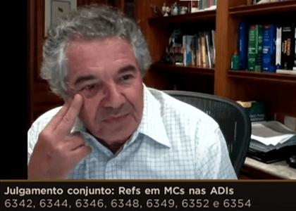 STF: Marco Aurélio diz que MP 927 visou preservar empregos e mantém validade da norma