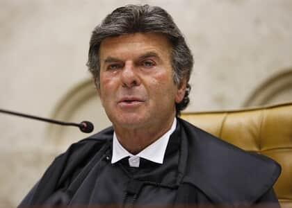 Presidente do STF Luiz Fux está com covid-19