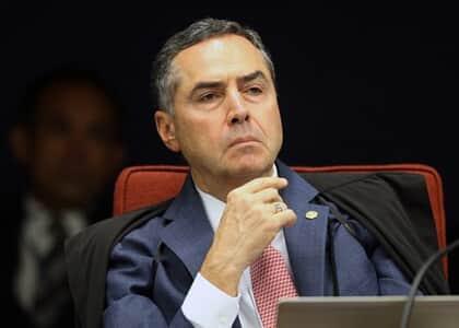 Barroso mantém norma do CNJ que manda juízes serem discretos nas redes sociais