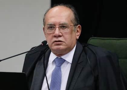 Receita Federal diz que Gilmar Mendes não é investigado pelo órgão