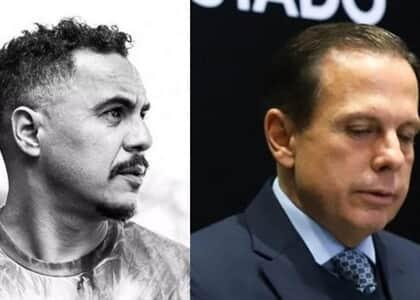 Marcelo D2 deve apagar tuítes que acusam governador Doria de mortes em Paraisópolis
