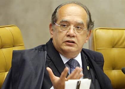 Lava Jato pede suspeição de Gilmar Mendes em ações contra Paulo Preto e Aloysio Nunes