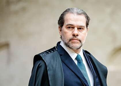 Toffoli suspende entrevista de Lula à imprensa