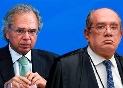 "Gilmar Mendes: ""Paulo Guedes queria tornar palatável a CPMF"""