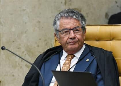 Marco Aurélio pede que decisões contra atos dos outros Poderes não sejam monocráticas