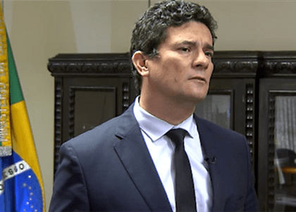 Moro apresenta projeto de lei anticrime a governadores