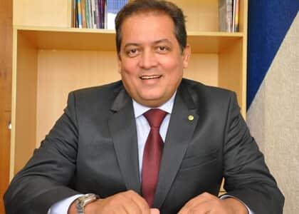 Senador Eduardo Gomes será novo líder do governo no Congresso