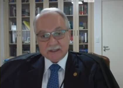 STF: Ministro Fachin mantém inquérito das fake news