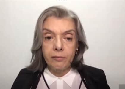 Cármen Lúcia vota para suspender dossiê do MJ contra servidores antifascistas