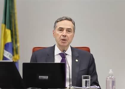 Barroso defende agenda efetiva de proteção ambiental no encerramento de audiência pública