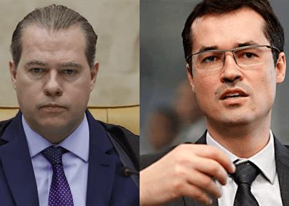 Dallagnol critica decisão de Toffoli que barrou buscas no Senado; CNMP vai apurar conduta