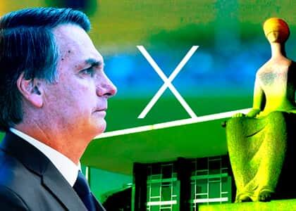 Vídeo em apoio a Bolsonaro ataca Congresso e STF; políticos e artistas reagem