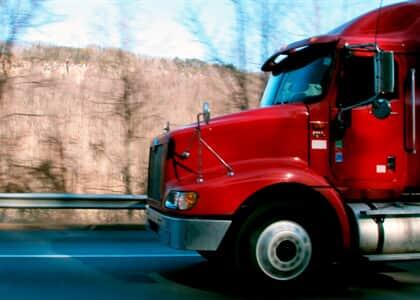 Rastreamento por GPS comprova controle de jornada de caminhoneiro