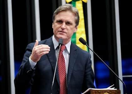 Twitter deve excluir perfil falso na rede do senador Dário Berger