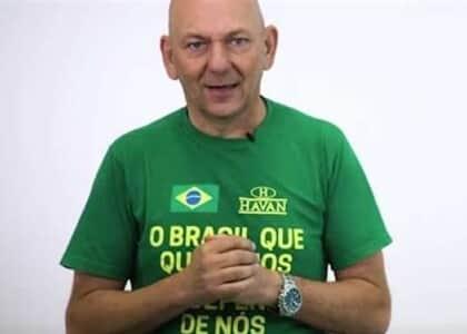 Dono da Havan está proibido de coagir funcionários a votarem em Bolsonaro