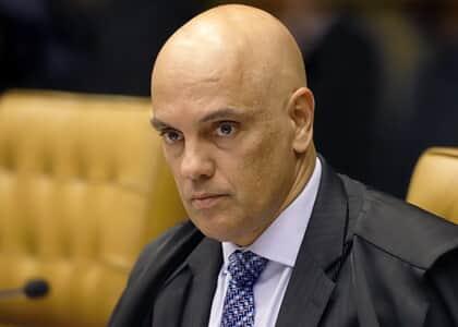 Moraes pede destaque em julgamento sobre competência do TCU para determinar indisponibilidade de bens de particulares