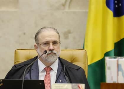 Novo PGR Augusto Aras estreia no STF