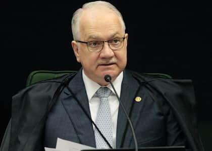 Fachin remete ao plenário discussão sobre tese de anulação nas condenações da Lava Jato