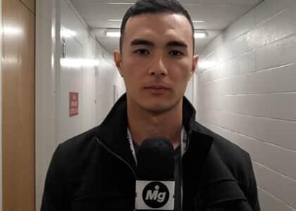 Tenente Pedro Aihara: operação em Brumadinho segue ininterrupta