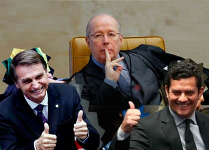 Bolsonaro promete Moro no STF; há mais de um século Senado não barra indicações